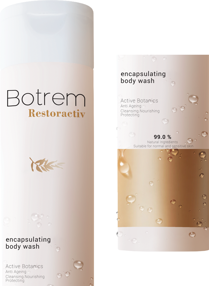 Encapsulating Body Wash